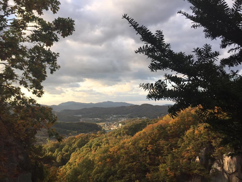 pocheon art valley south korea