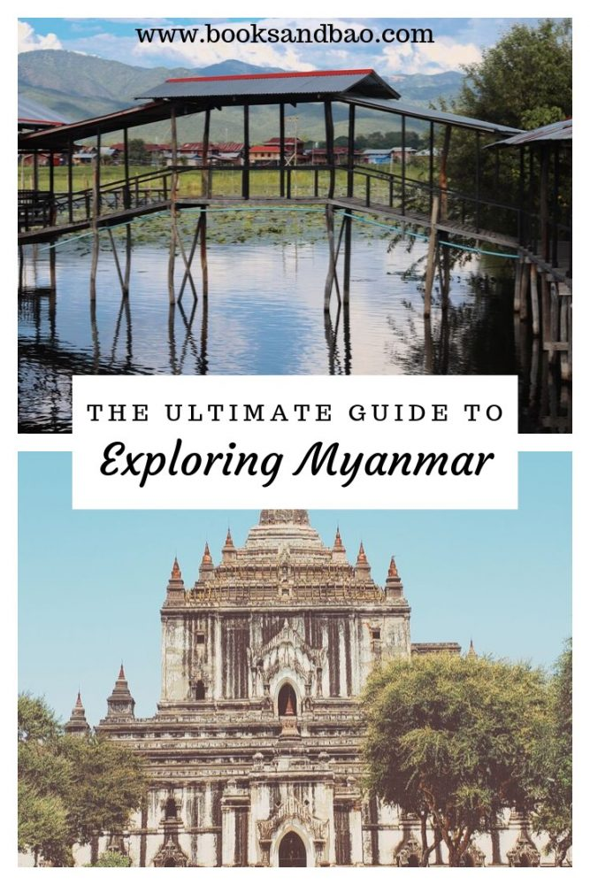 The Best Places to Visit in Myanmar | Books and Bao