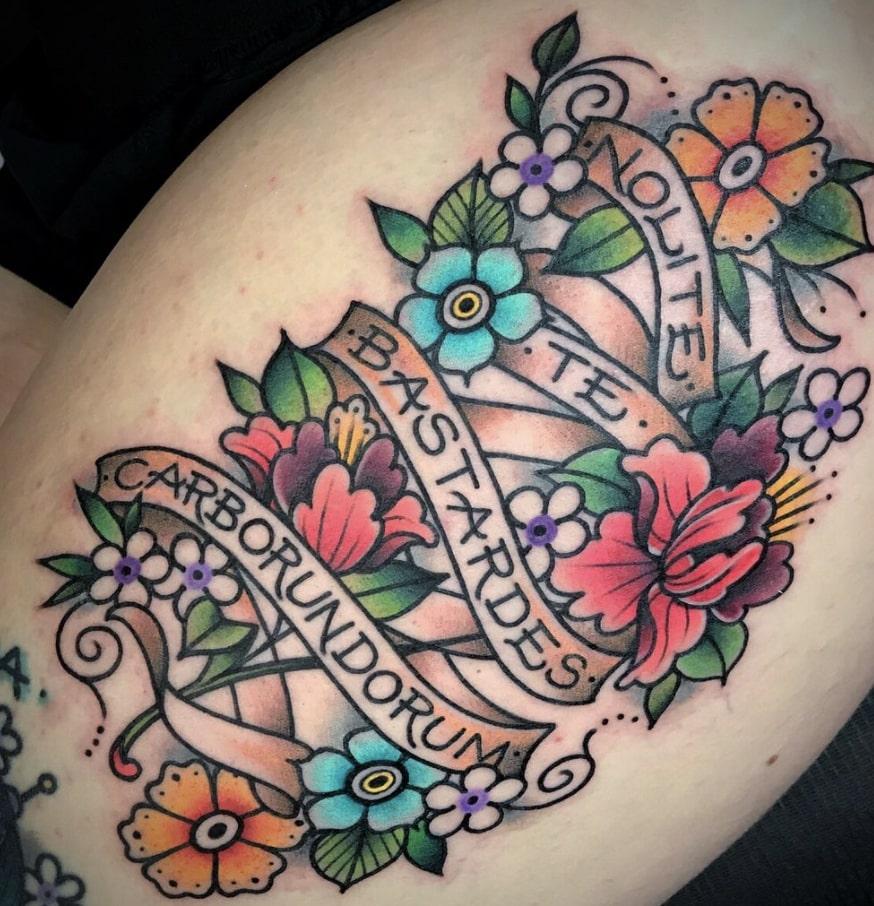 handmaid's tale tattoo