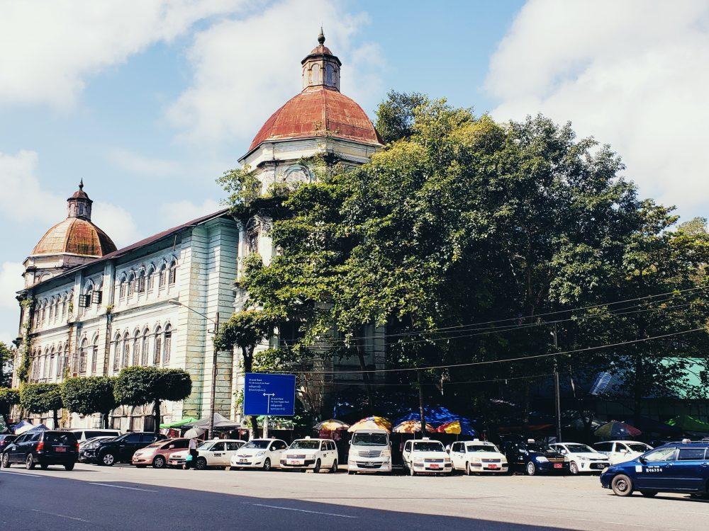 Myanmar Heritage Tour