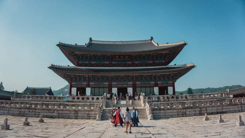 seoul itinerary south korea
