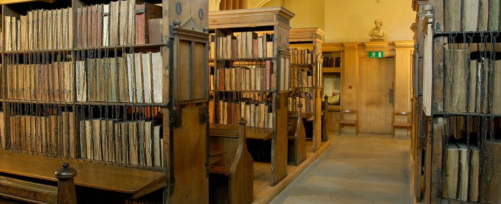 chained-library