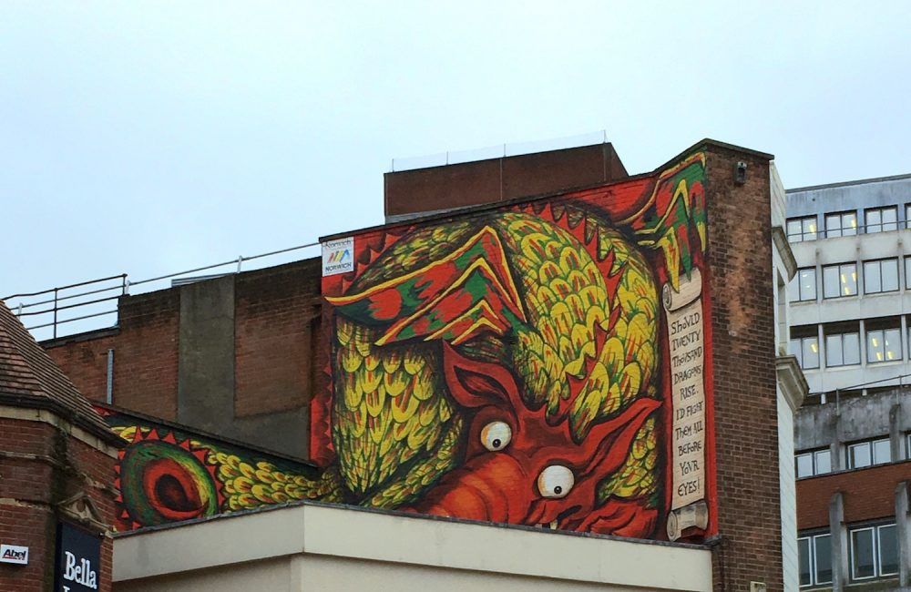 norwich-dragon-art