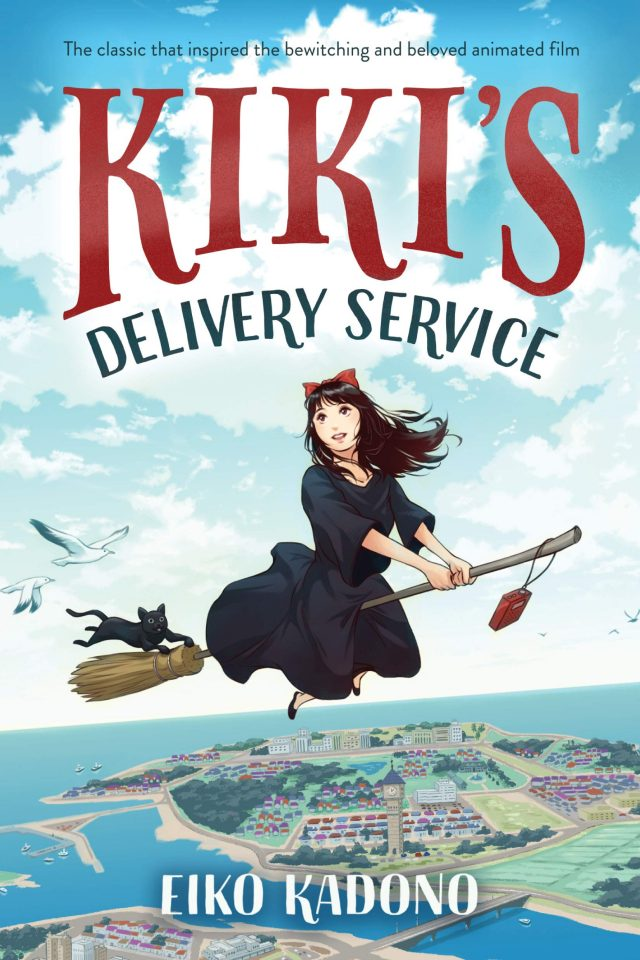 kiki's delivery service book review