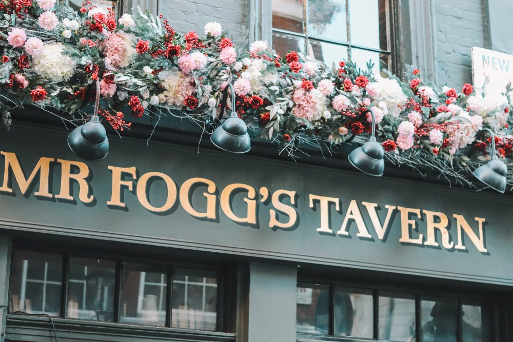 foggs tavern covent garden