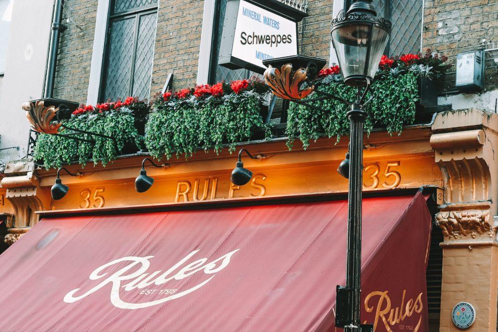 Rules London