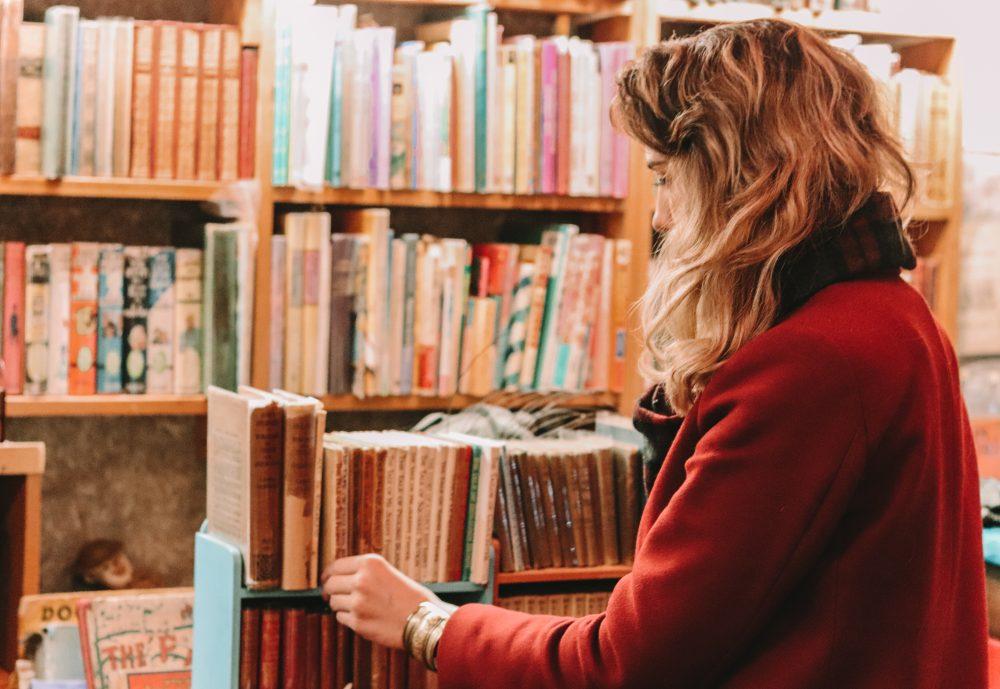 bookshopping covent garden