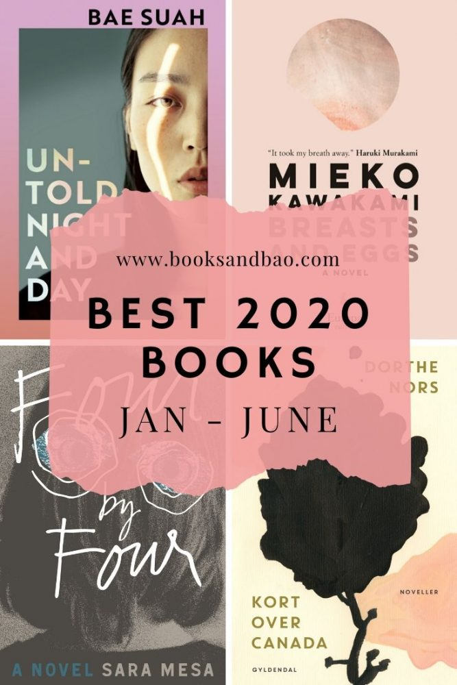 Best Translated Books 2020 | Books and Bao 2020 promises to be an astonishing and exciting year for translated literature. These are 15 translated books coming from January to June 2020. #booklist #books #reading #reader #amreading