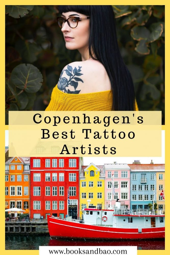 Copenhagen's Best Tattoo Artists and Studios | Books and Bao They're masters every kind of tattoo art - from neotrad to Japanese to photorealistic. These Copenhagen tattoo artists are the best in the business. #tattooart #tattoodesigns #copenhagen #denmark #travel #placestovisit #smalltattoos