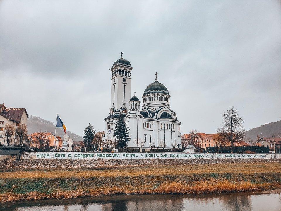 holy trinity church sighisoara