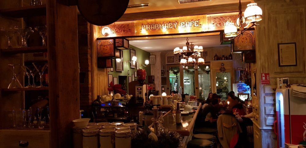 pharmacy cafe brasov transylvania
