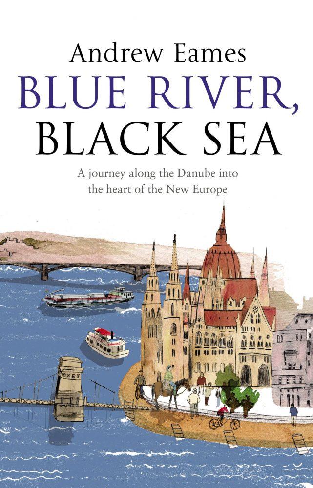 Blue River Black Sea Andrew Eames