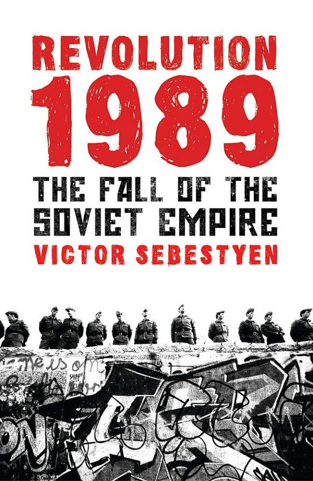 Revolution 1989 Victor Sebestyen