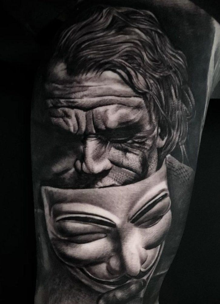 Rotunjeanu Alin tattoo artist