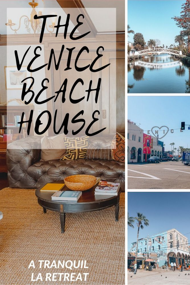 The Venice Beach House - A historic hotel in LA that offers visitors a view of the Venice Beach sunset and the best breakfast in California. A charming home away from home for all.