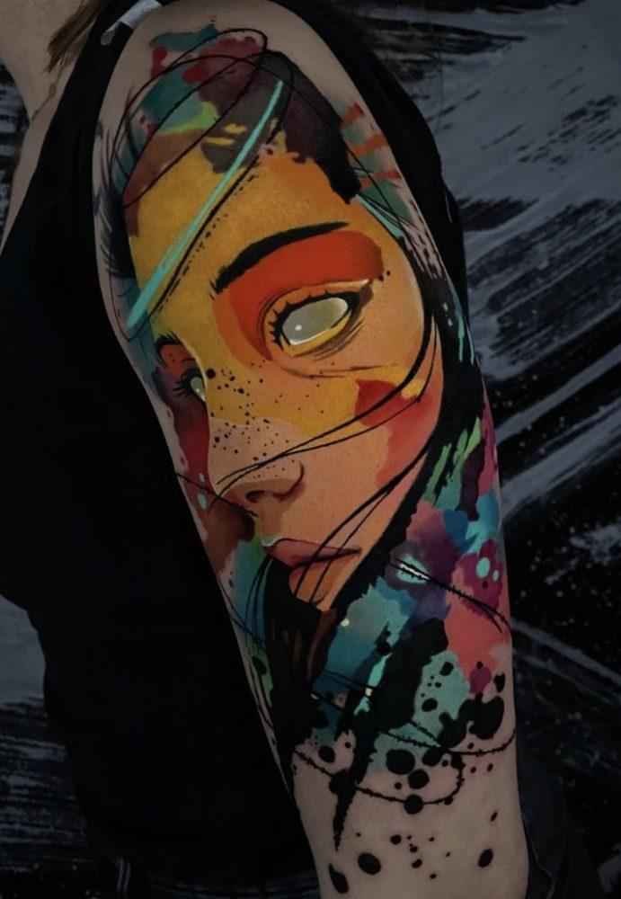 alcaz alex tattoo artist