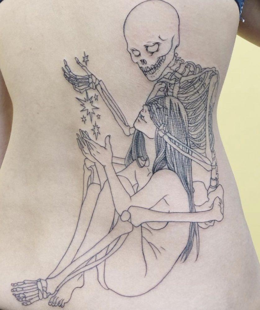 chunk tattoo tokyo