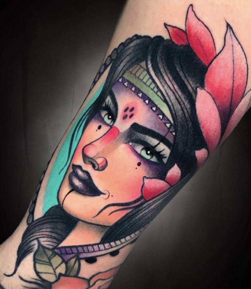 fabio deli tattoo artist