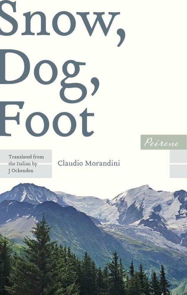 snow dog foot peirene