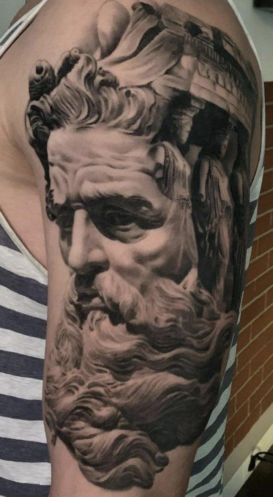 urian stelian tattoo artist