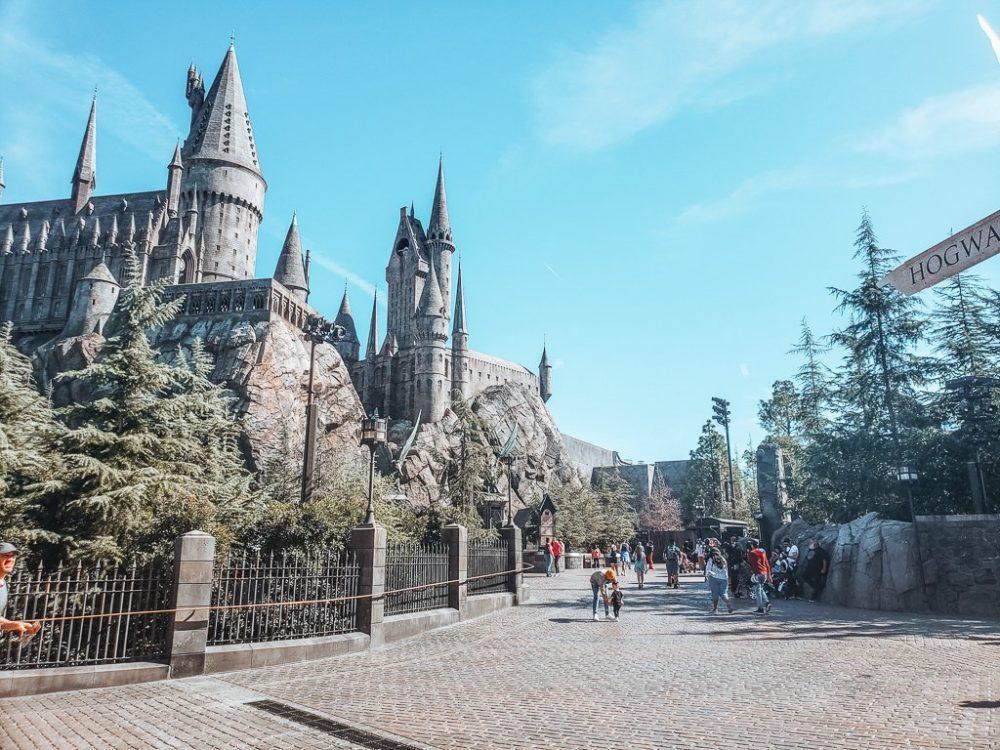hogwarts castle universal