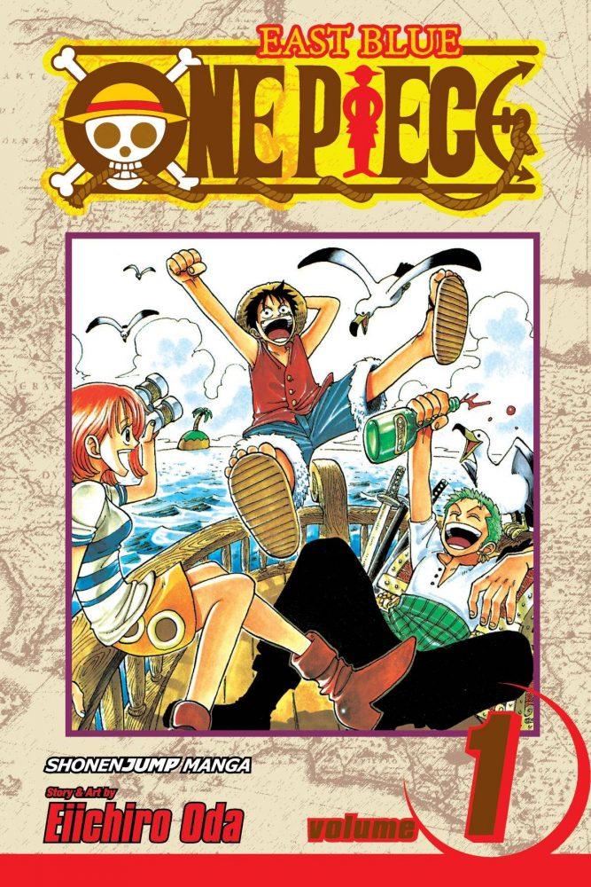 read one piece manga
