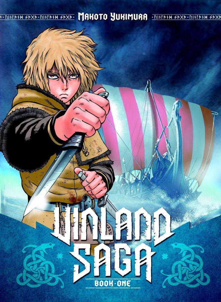 vinland saga manga cover