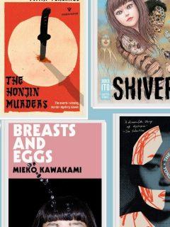 best japanese books genres