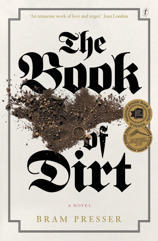 book of dirt prague books