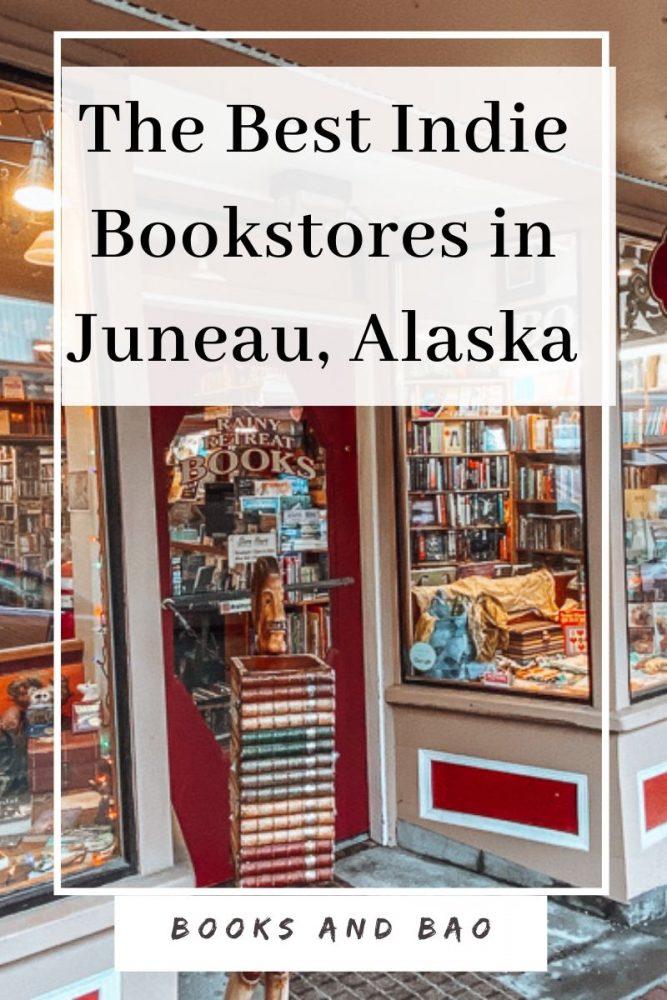 bookstores in alaska