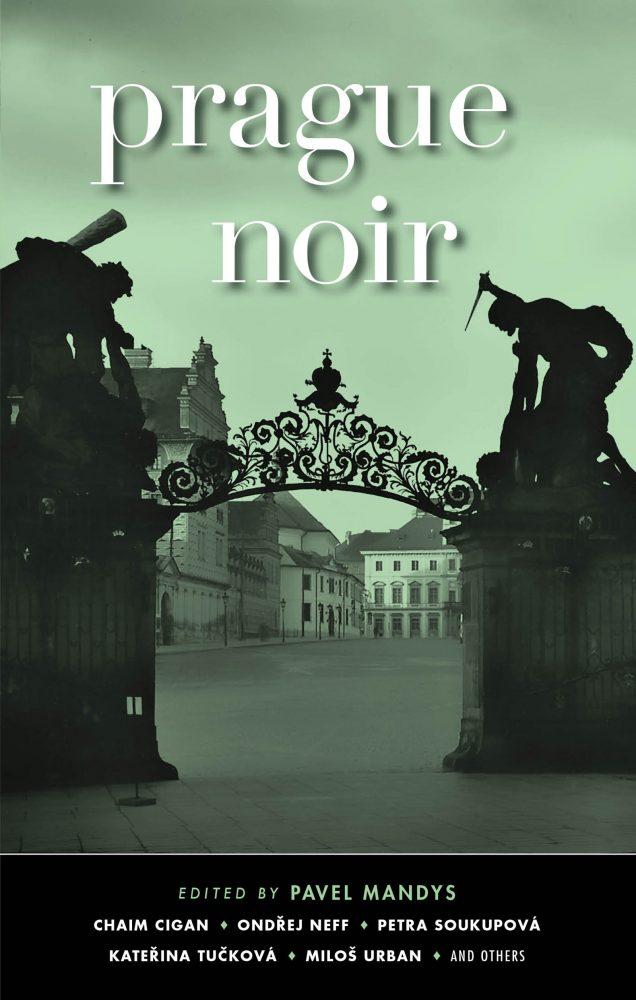 prague noir books