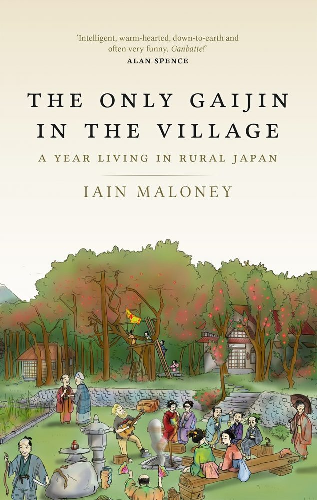 the only gaijin in the village iain maloney