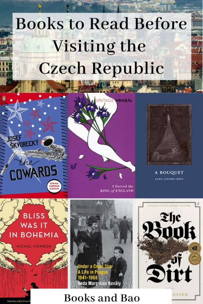 Books to Read Before Visiting Czech Republic | Some of the most important classics were written by Czech authors and Prague was even named as a UNESCO city of Literature. Here are 9 books to start with. #prague #czechrepublic #booklists #amreading #books