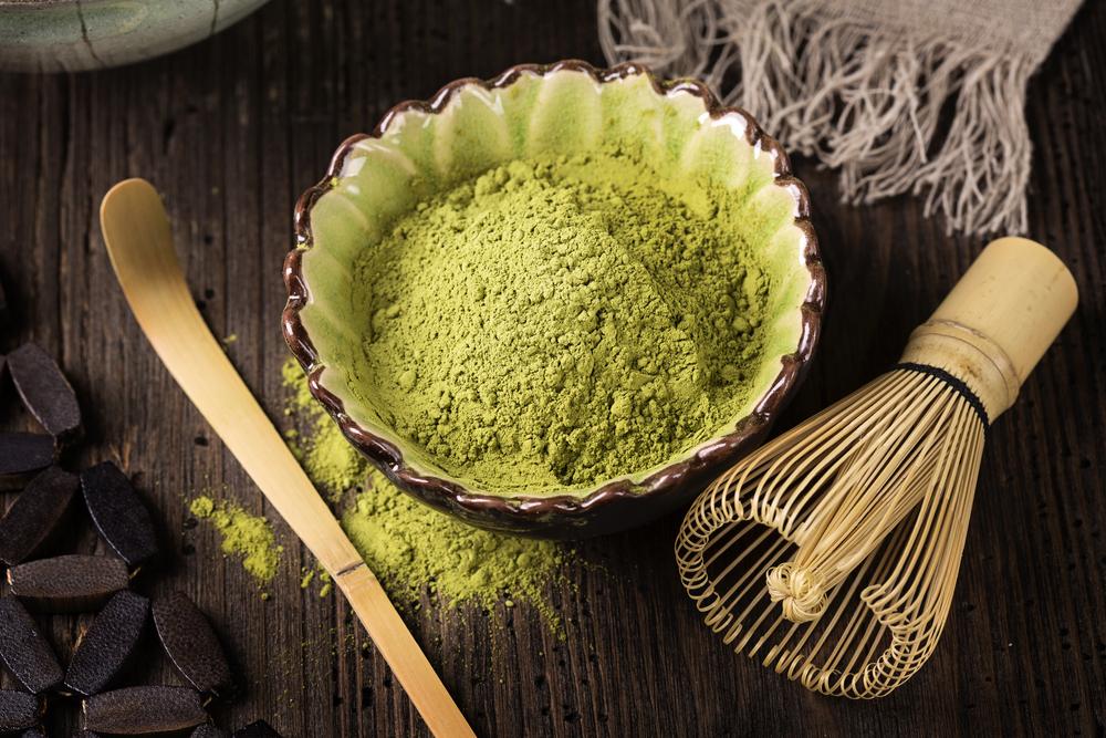 Matcha tea ceremony Japan