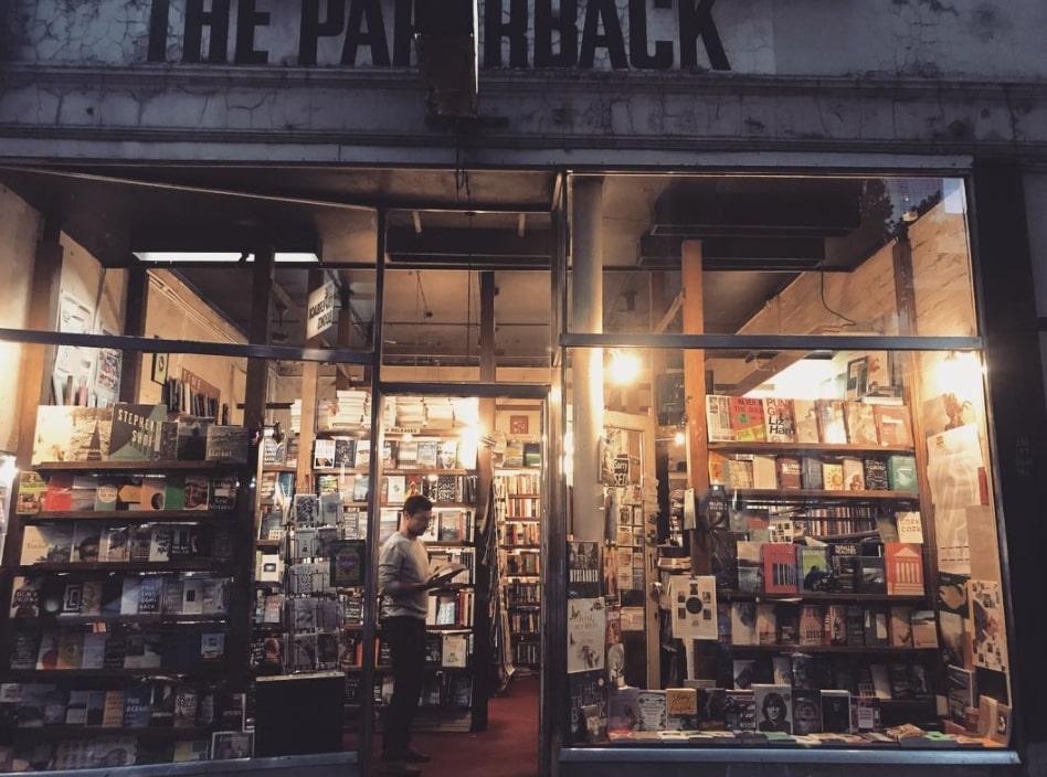 paperback bookshop melbourne