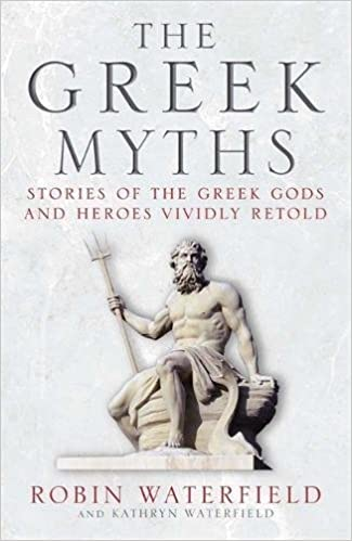 the greek myths robin waterfield