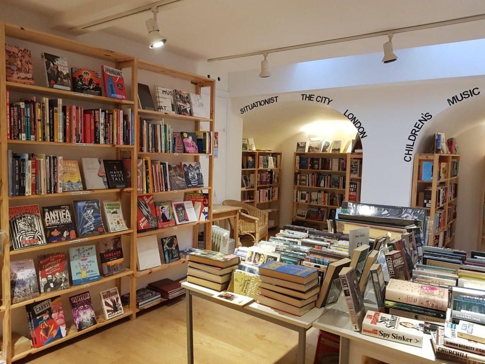 housmans bookstore london
