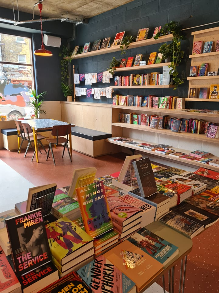common press bookshop london