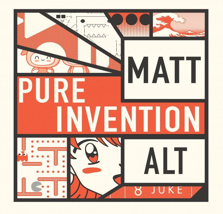 pure invention matt alt