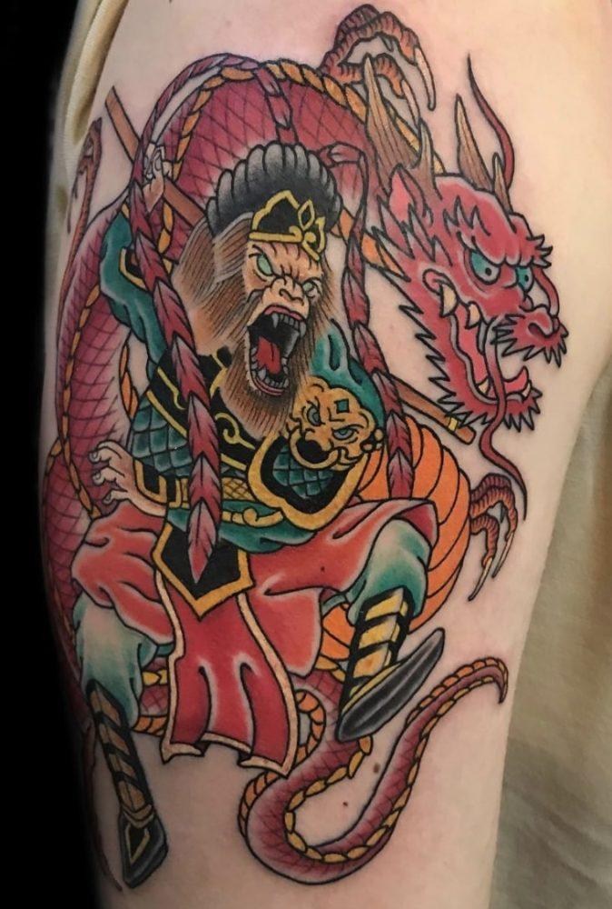 horinari tattoo artist