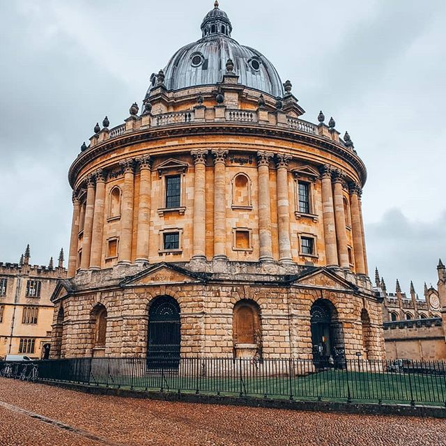 radcliffe camera oxford uk