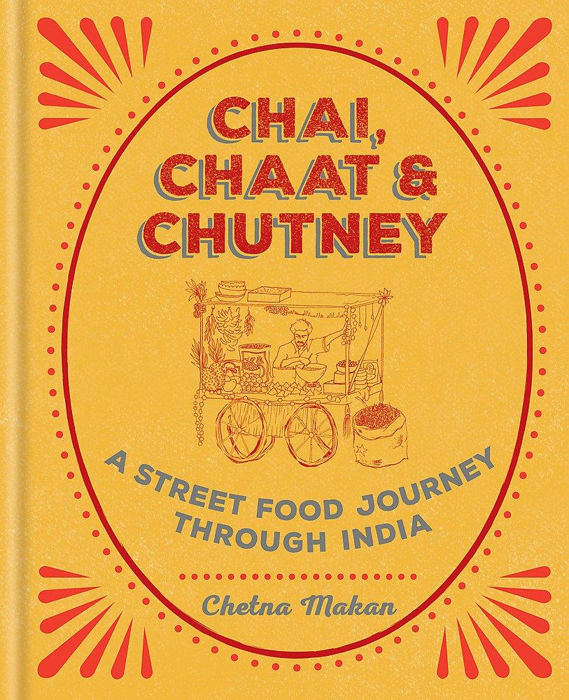 chai chaat and chutney