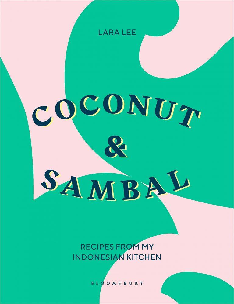 coconut and sambal indonesian