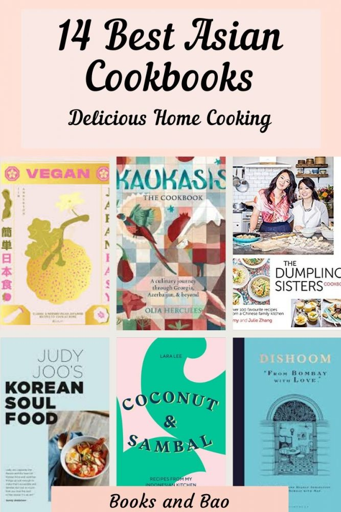 14 Best Asian Cookbooks |If you enjoy going out for Indian curry, Korean bibimbap, or Japanese sushi, these Asian cookbooks can teach you how to make it all for yourself at home. #cookbooks #homecooking #healthyeating #asianfood