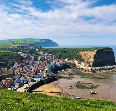 Staithes yorkshire coast