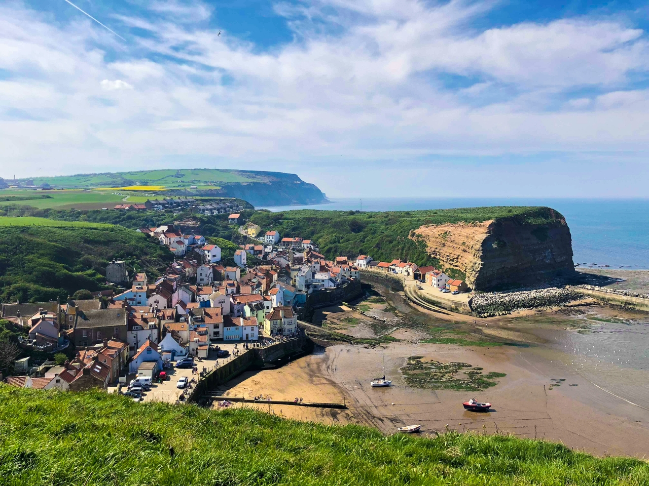 yorkshire coast itinerary