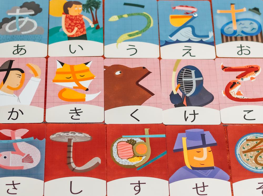 learn hiragana and katakana