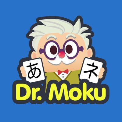 dr moku learn hiragana and katakana
