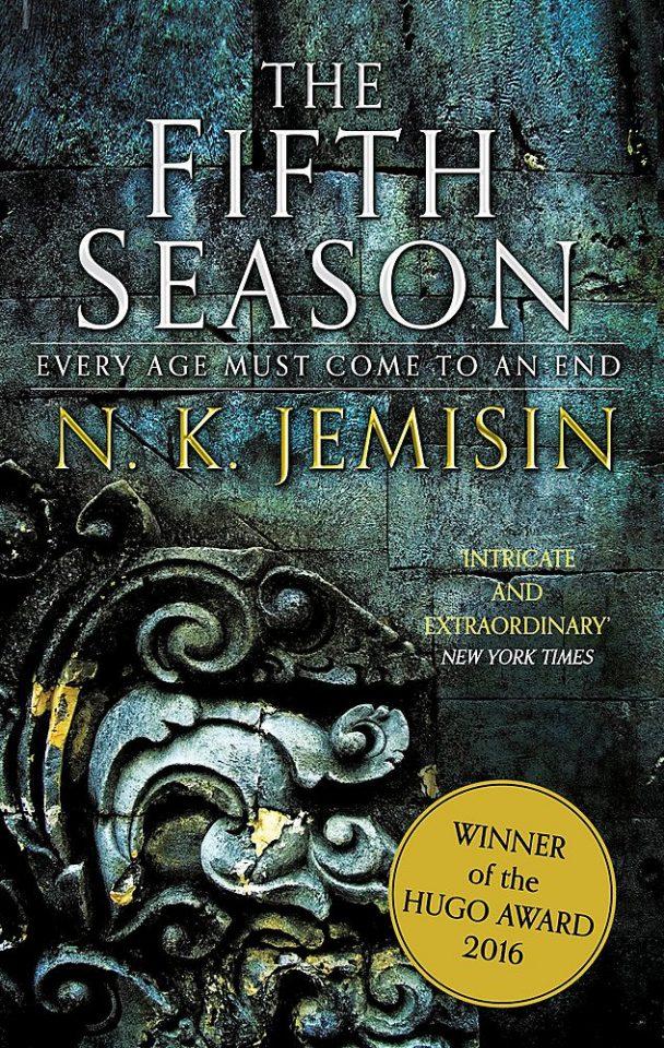 the fifth season nk jemisin