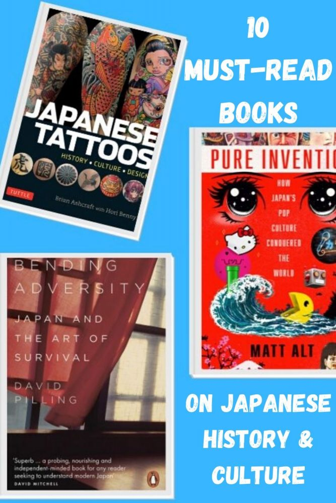 best books on japan history culture